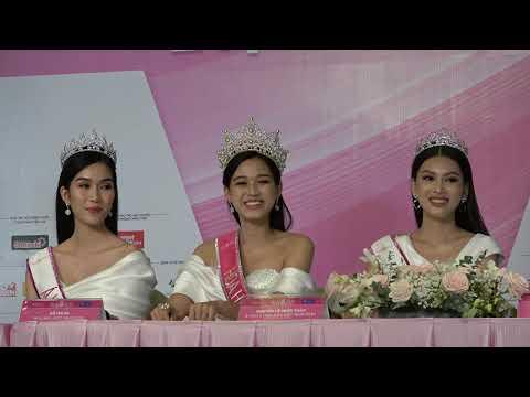 0 Tân Hoa hậu Việt Nam 2020 Đỗ Thị Hà đầy bản lĩnh trả lời các chất vấn hậu đăng quang