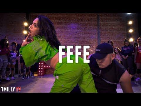 "Video 6ix9ine, Nicki Minaj, Murda Beatz - ""FEFE"" Dance Choreography by Jojo Gomez download in MP3, 3GP, MP4, WEBM, AVI, FLV January 2017"