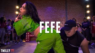"Video 6ix9ine, Nicki Minaj, Murda Beatz - ""FEFE"" Dance Choreography by Jojo Gomez MP3, 3GP, MP4, WEBM, AVI, FLV Oktober 2018"