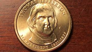 2007 Presidential Dollar Coins - Facts and Value