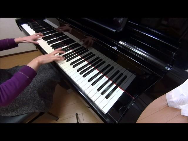(練習4カ月目終)難易度高いショパン「幻想即興曲」を弾いてみた♪