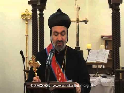 Ordine Constantiniano 2011 – Investitura del capo della Chiesa siro-ortodossa