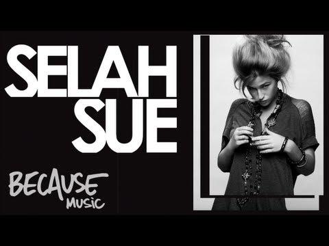 Одиночные песни исполнителя selah sue