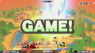 Still not hyped for Shine qualifier's tomorrow? Here's Smashboards' Road to Shine Promo!