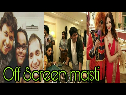 Video Bhabhi ji ghar pe hai : Off Screen masti Behind on scenes download in MP3, 3GP, MP4, WEBM, AVI, FLV January 2017