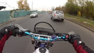 8. Yamaha TTR 250 Open Enduro, новая поршневая 150км/час)))