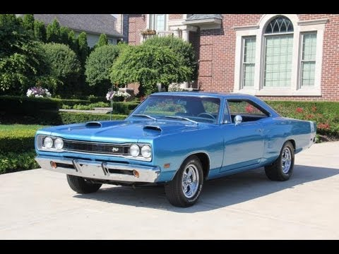1969 Dodge Super Bee Classic Muscle Car for Sale « The Automotive
