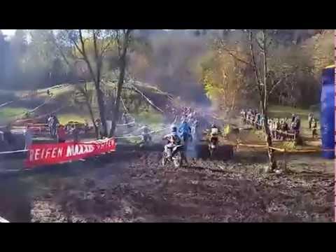 Medzinárodné majstrovstvá Maxxis enduro a country cross