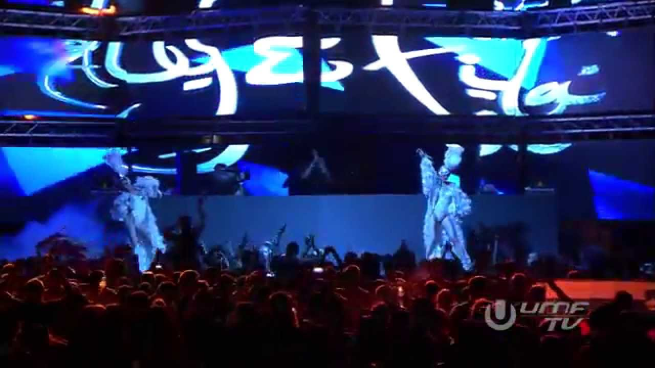 Aly & Fila - Aly & Fila Live @ Ultra Europe 2014