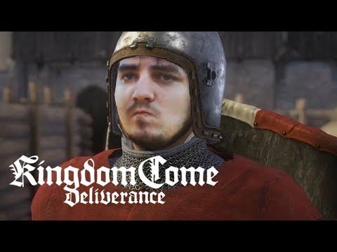 Мэддисон играет в Kingdom Come: Deliverance - Бздышек отдай лопату! (видео)
