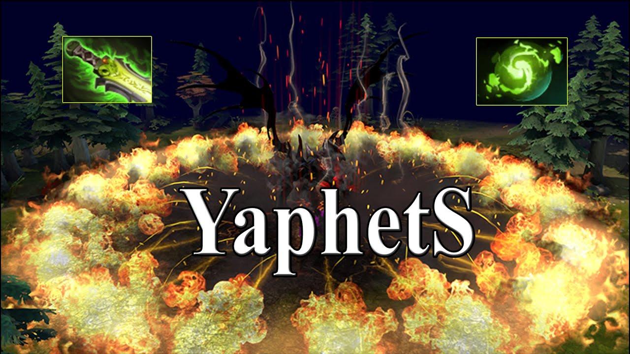 Dota 2: Huyền Thoại YaphetS trở lại với Shadow Fiend