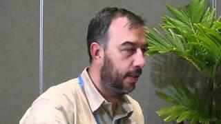 Entrevista a Javier Gonzales Iwanciw, Investigador de la Universidad Nur durante COP 16 en Cancún