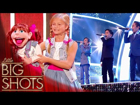 Best Of Little Big Shots Part 1 | Little Big Shots