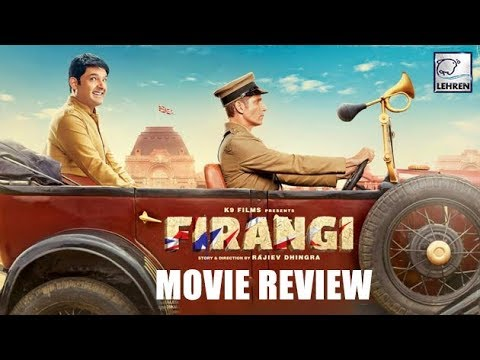 Firangi Movie Review | Kapil Sharma | Ishita Dutta