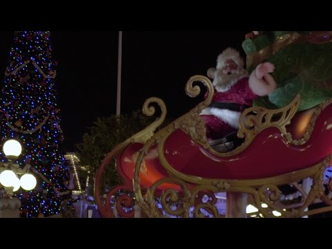 Mickey's Once Upon a Christmastime Parade 2015, Mickey's Very Merry Christmas Party, Disney World