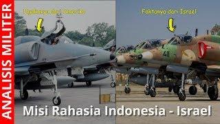 Video Gak Nyangka! Operasi Intelejen Rahasia Indonesia - Israel Dibalik Pesawat Tempur A-4 Skyhawk 1979 MP3, 3GP, MP4, WEBM, AVI, FLV Januari 2019