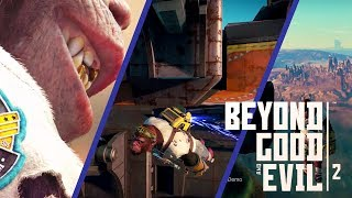 Beyond Good and Evil 2 Gameplay Walkthrough