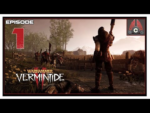 Let's Play Vermintide 2 With CohhCarnage - Episode 1