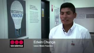 SECURITAS PERÚ - BECA DE PROFESIONALIZACIÓN SECURITAS (OCTUBRE 2012)
