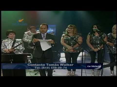 Los Walker de Tijuana - La Negra Catalina, EN VIVO,  LA VELADA