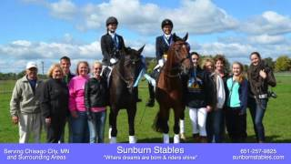 Chisago City United States  city pictures gallery : Sunborn Stables - Horse Training in Chisago City, MN
