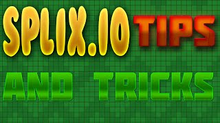 I present u some tips of Splix.io.. Splix.io is really fun game and is gaining some attention from Youtubers like Kwebbelkob, Jelly, Bodil40 etc. I found this game from Hero vid. It is really different from other .io games. Like Agar.io Diep.io Slither.io etc. Hope you guys enjoyed the vid and learned some awesome tricks Songs:Elephante- I want youTwerk Team by Twerk nation
