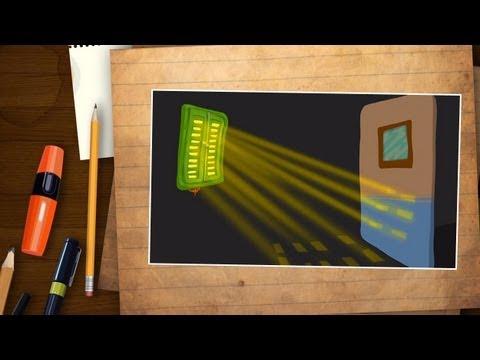 فيزياء- امتصاص، تداخل، حيود الضوء
