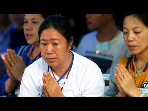 Άκαρπες οι έρευνες στην Ταϊλάνδη για τα 12 αγνοούμενα παιδιά …