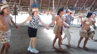 Video Danzando con los BORAS-Iquitos-Perú. MP3, 3GP, MP4, WEBM, AVI, FLV Juni 2018
