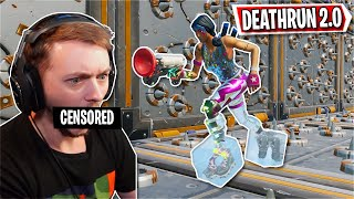 Cizzorz Deathrun 2.0 but I used the wrong map code... *RAGE* (Fortnite Creative)
