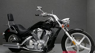 10. 2010  HONDA  VT1300 SABRE 1300 - National Powersports Distributors
