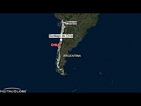 Un séisme d'une magnitude de 7 frappe le nord du Chili