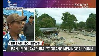 Video Banjir di Jayapura, 4 Blok Perumahan Hanyut MP3, 3GP, MP4, WEBM, AVI, FLV Maret 2019