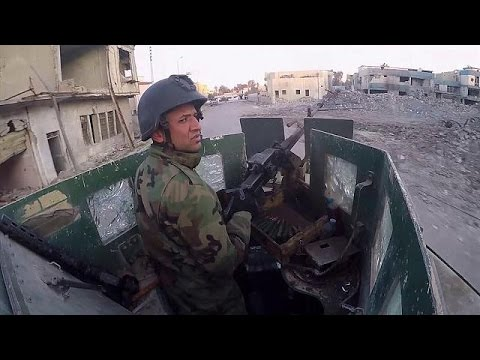Ιράκ: Παγιδευμένοι οι τζιχαντιστές στη δυτική Μοσούλη