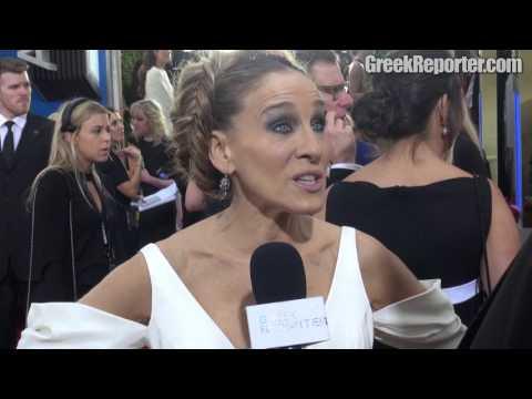 Η Sarah Jessica Parker λατρεύει την Ελλάδα!