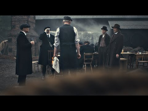 Dispute of Thomas Shelby and Aberama Gold | S04E02 | Peaky Blinders.