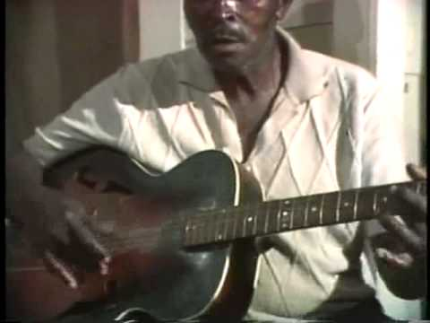 Found this awesome Deep South blues guy digging around on YouTube