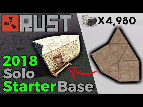 Rust blueprint update starter base solo cheap hasanwap rust best solo starter base building 30 2018 malvernweather Choice Image