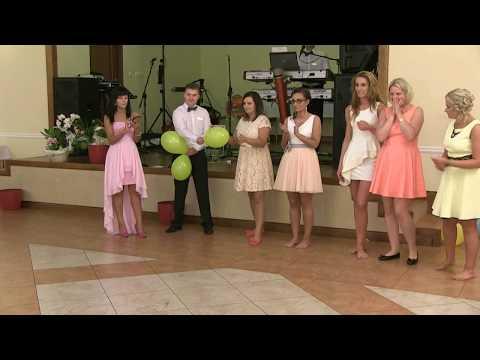 Balonowa miłość – polska zabawa oczepinowa :D