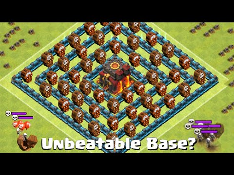 layout - Clash of Clans Town Hall Defense - the unbeaten defensive village layout! The Clash of Clans update is almost upon us, and it's time to redesign bases to find the perfect spots to fit those...