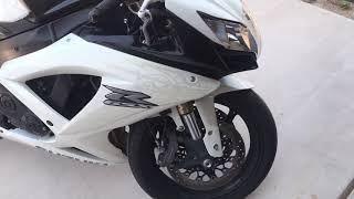 5. 2009 Suzuki gsxr 600 two brothers exhaust (black series)