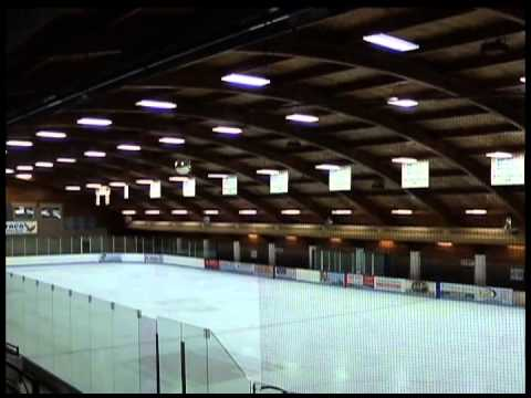 Brooklyn Park Ice Arena featured in hockey ad