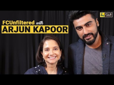 Arjun Kapoor Interview with Anupama Chopra   Half Girlfriend   FC Unfiltered