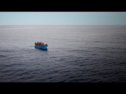إيطاليا: إنقاذ في عرض البحر