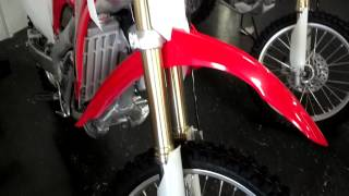 9. 2013 Honda CRF250R Vs 2012 CRF250R $0 DOWN 90 Days NO Payment - Honda of Chattanooga