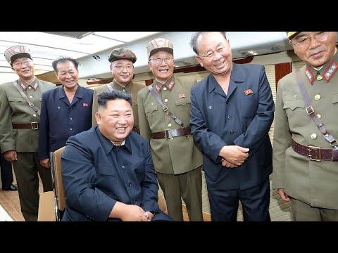 Nordkorea: Sechster Raketenabschuss binnen weniger Wo ...
