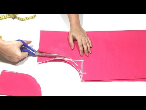 आर्म होल की कटिंग कैसे करें || How To Cut Armhole Perfectly With Useful Tips
