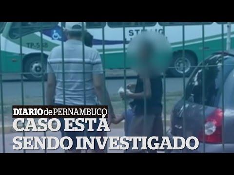 Crianças intoxicadas em Cajueiro Seco