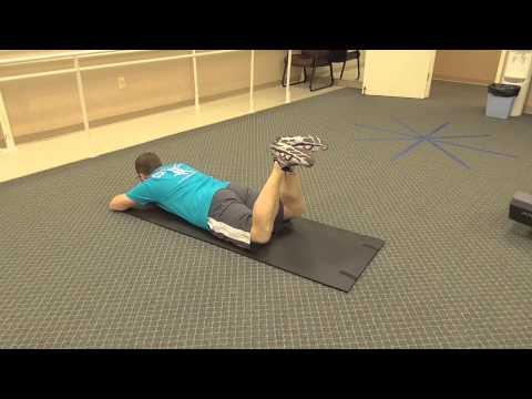 【臀部を中心とした下半身強化】リハビリやウォームアップにもおすすめ!「ヒールスクイーズ」