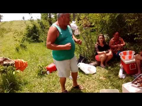 Carlinhos dando um show em Carlópolis PR